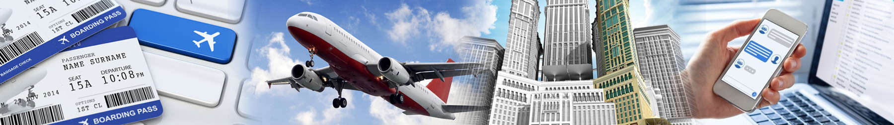 Airline & Hotel Booking